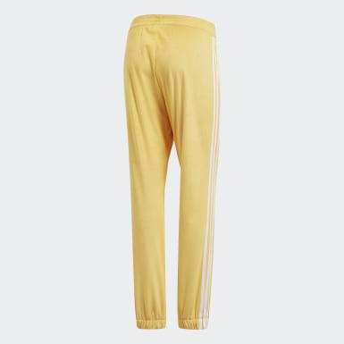 Pants Cuffed Naranja Mujer Originals