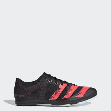 Sapatos de Bicos Distancestar Preto Mulher Atletismo