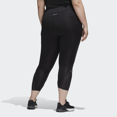 Glam-On Tights (Plus Size) Czerń