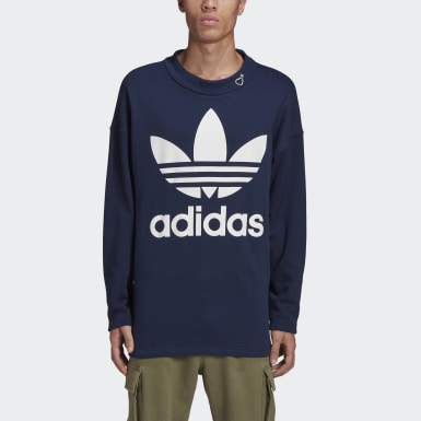 Men's Originals Blue HM Sweatshirt