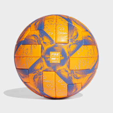Football Orange Conext 19 Winter Official Match Ball