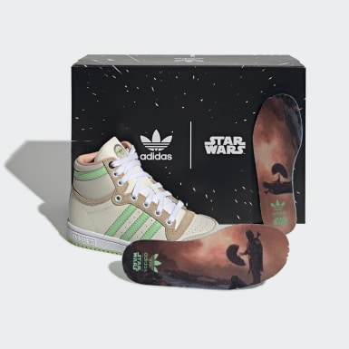 Kids 4-8 Years Originals White Star Wars Mandalorian Top Ten The Child Shoes