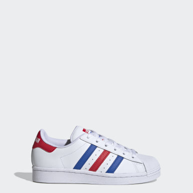 Tênis Superstar Branco Kids Originals