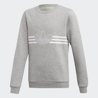 Kinder Jungen Sweatshirts | adidas Deutschland