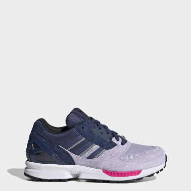 Women Originals Purple ZX 8000 Shoes