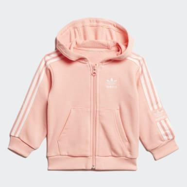Børn Originals Pink Hoodie sæt