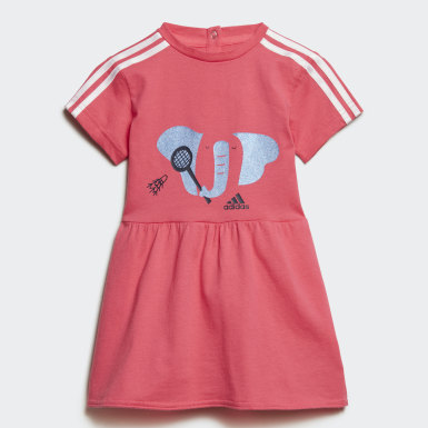 Girls Training Pink Summer Set