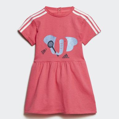 Kinderen Training Roze Zomersetje