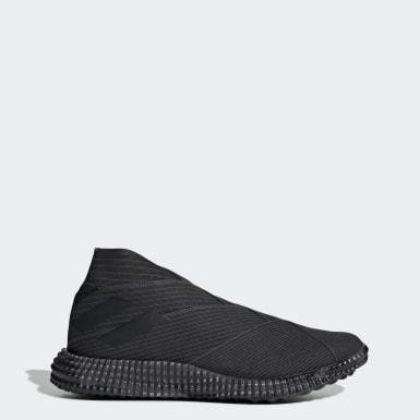 Sko Slip On Svart   adidas NO
