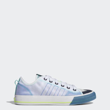 Men Originals White Nizza RF Shoes
