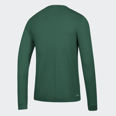 Men's Sport Inspired Green GTP L/S