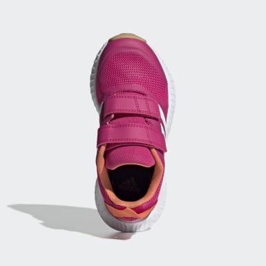 Scarpe FortaGym Rosa Bambini Running