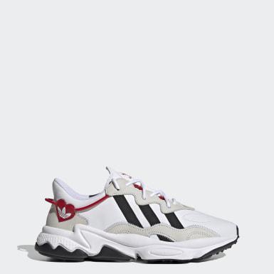 Männer Originals OZWEEGO Sneaker Weiß