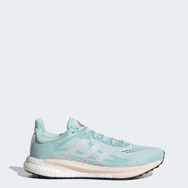Kvinder Løb Türkis SolarGlide 3 sko
