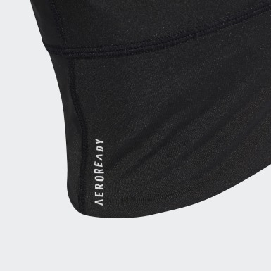 Running Black AEROREADY Beanie