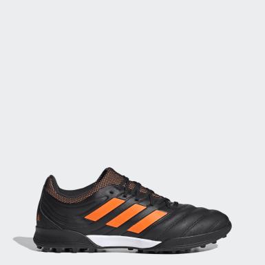 Men's Soccer Black Copa 20.3 Turf Shoes