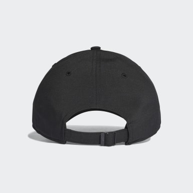 Training Classic Six-Panel Lightweight Kappe Schwarz