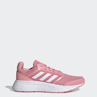 Women Running Pink Galaxy 5 Shoes