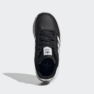 Sapatos Forest Grove Preto Criança Originals