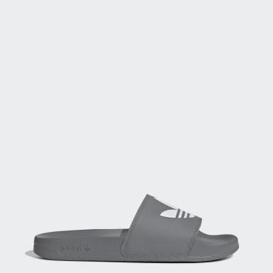 Mænd Originals Grå Adilette Lite sandaler