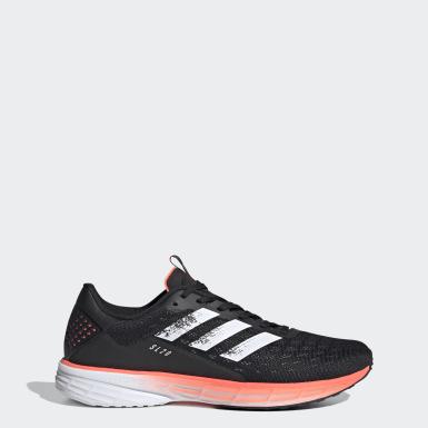 Erkek Koşu Siyah SL20 Ayakkabı