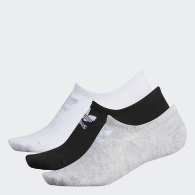 Lurex Super-No-Show Socks 3 Pairs