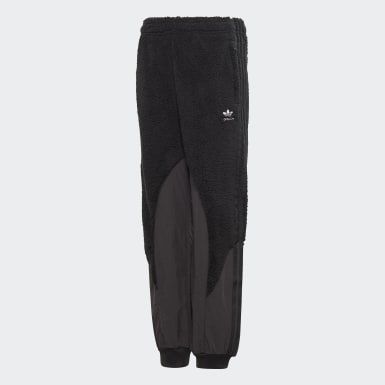 Pantalon Polar Fleece noir Adolescents Originals