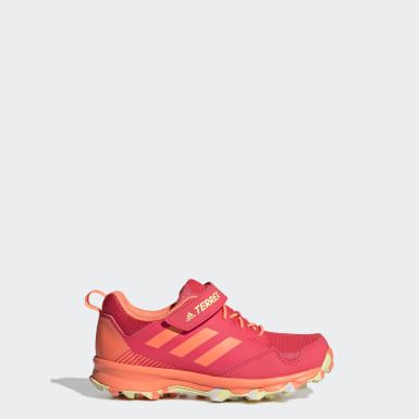Zapatillas Terrex Tracerocker CF Rosa Niño Outdoor