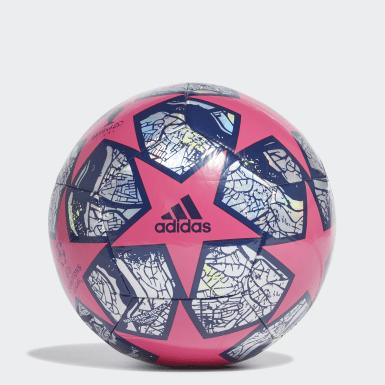 Balón UCL Finale Estambul Entrenamiento Gris Fútbol