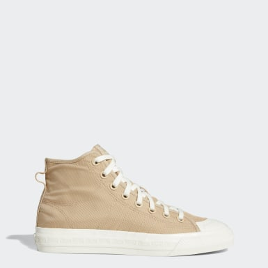 Chaussure Nizza Hi RF beige Originals