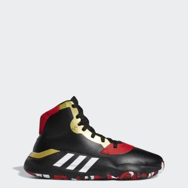 Basketbal Zwart Pro Bounce 2019 Schoenen