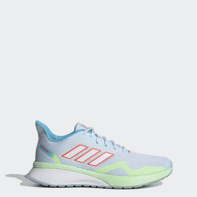 Women Running Blue NOVAFVSE X Shoes