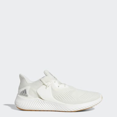 Men Running White Alphabounce RC 2.0 Shoes