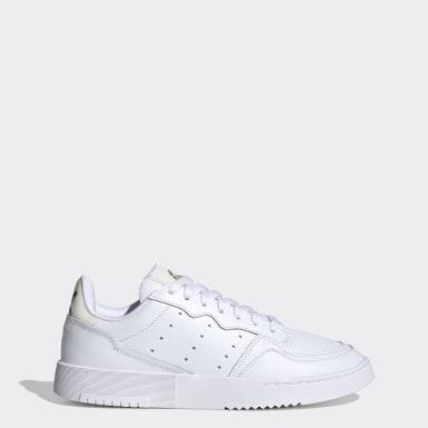 Chaussure Supercourt blanc Femmes Originals