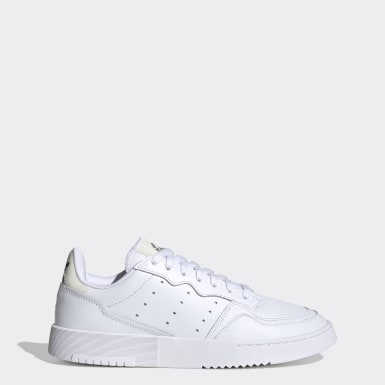 Women's Originals White Supercourt Shoes