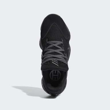 Men Basketball Black Harden Vol. 4 Shoes