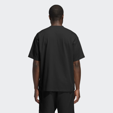 Originals Zwart Pharrell Williams Basics T-shirt (Uniseks)
