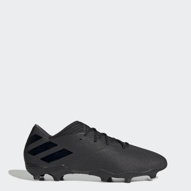 Fodbold Sort Nemeziz 19.2 Firm Ground støvler