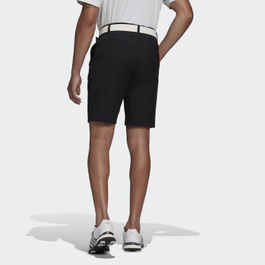 "Men's Golf Black Ultimate365 9"" Shorts"