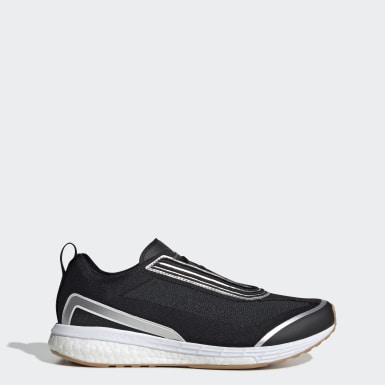 Tenis para correr Boston Negro Mujer adidas by Stella McCartney