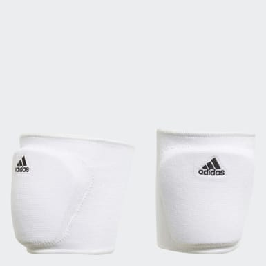 Volleyball White 5 Inch Volleyball Kneepads