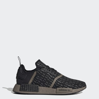 Originals Black NMD_R1 The Mandalorian Shoes
