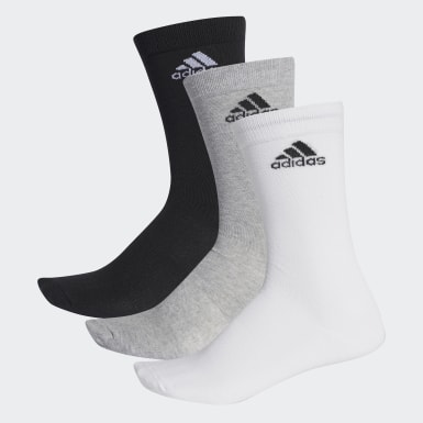 Training Black Performance Thin Crew Socks 3 Pairs