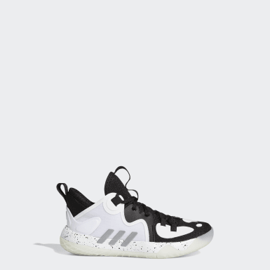 Children Basketball Black Harden Stepback 2 Shoes