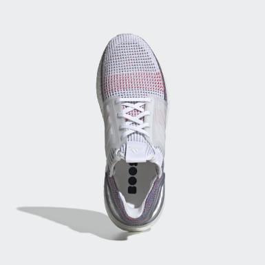 Sapatos Ultraboost 19 Branco Homem Running