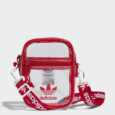 Clear Festival Crossbody Bag