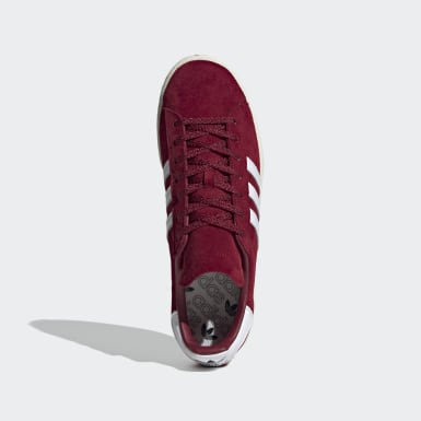 Men's Originals Burgundy Campus 80s Shoes