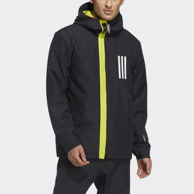 Men Athletics Black adidas W.N.D. Jacket