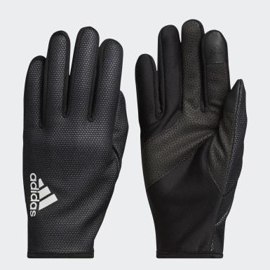 Running Black Frome Gloves