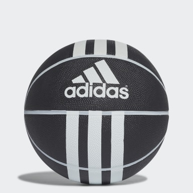 Piłka do koszykówki 3-Stripes Rubber X